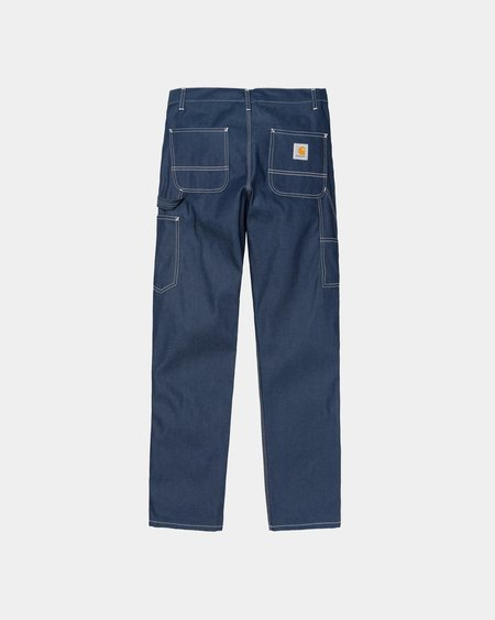CARHARTT WIP Ruck Single Knee Pant - Raw Denim