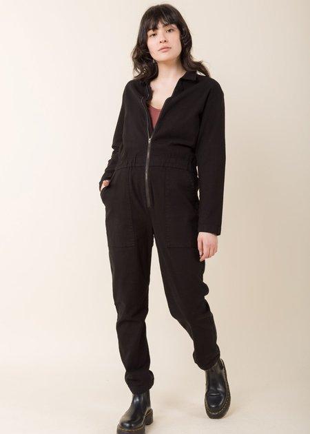 Prairie Underground Boilersuit - Black
