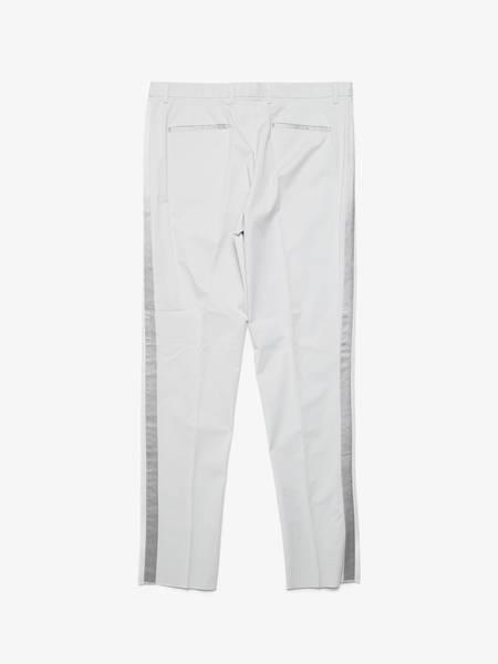 [Pre - Loved] Maison Margiela  Cotton Suit Trousers - Light Gray