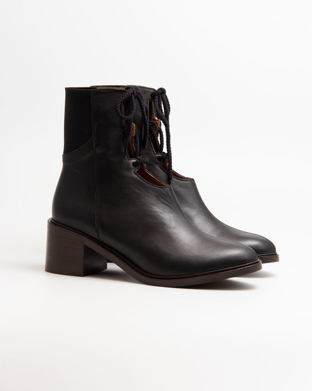 Naguisa Noaa boots - Black