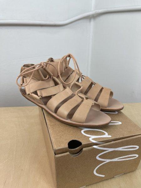 [pre-loved] Loeffler Randall Skye Gladiator Sandal - Tan