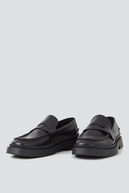 Vagabond Leather Mike Loafer - Black