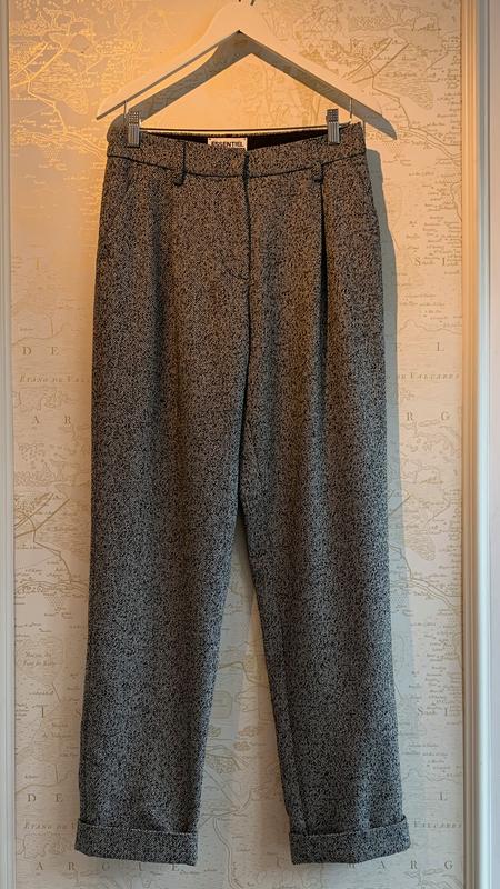 Essentiel Antwerp Acorn Pleated Pants