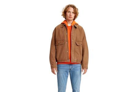 Levi's Rancher Toffee Trucker Jacket