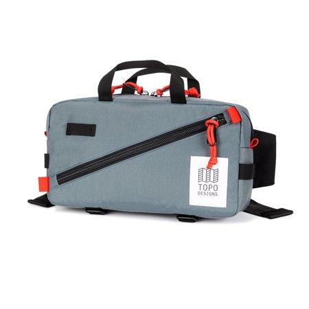 Unisex Topo Designs Quick Pack - Charcoal