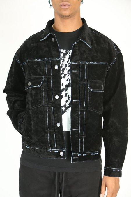 John Elliott Thumper Jacket Type II - Crushed Flock