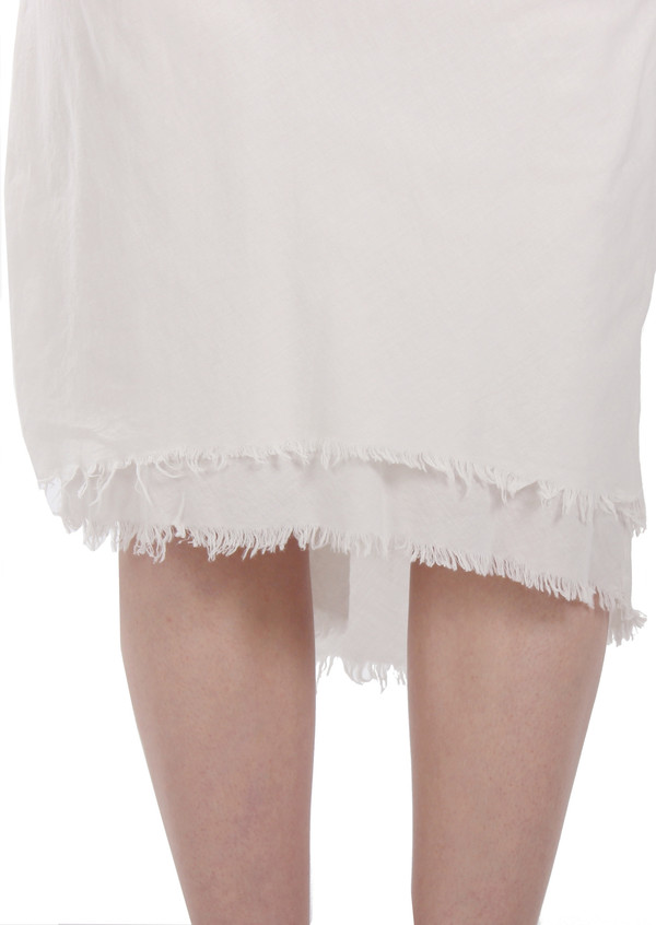 Pre-Order: Sirenuse Skirt in Oyster
