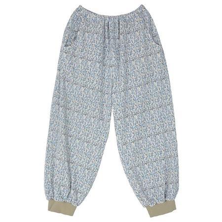 Kids Tambere Child Kira Pants - White Print