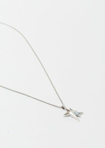 William Shen Star Necklace - Silver
