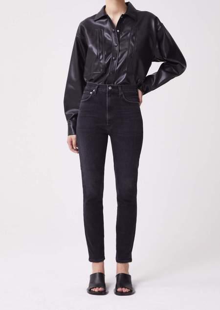AGOLDE Pinch Waist Ultra High Rise jeans - Hotline