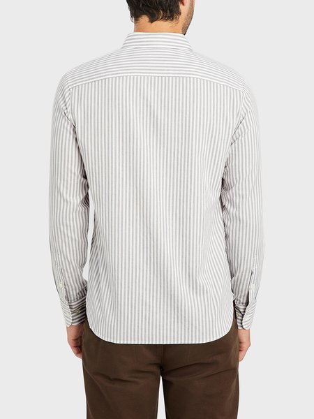O.N.S Fulton Stripe Oxford Shirt