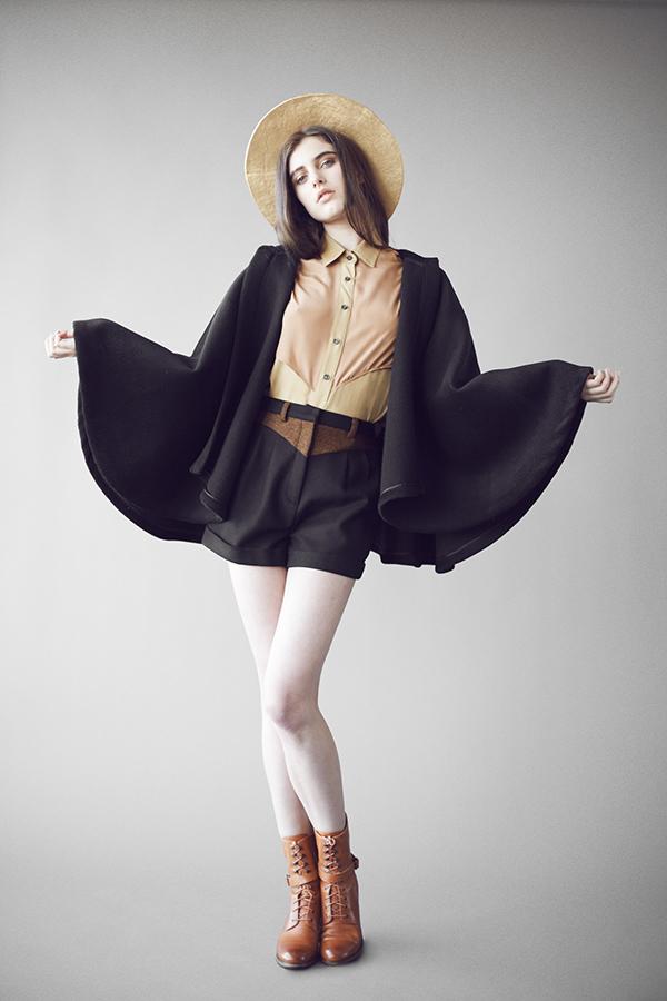 Samantha Pleet Shade cape