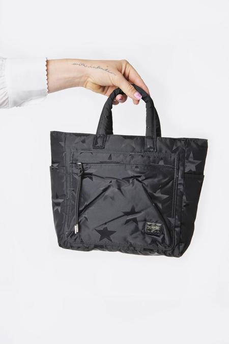 Porter Flag Tote Bag - Black