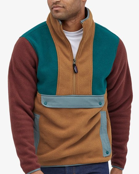 Patagonia Chaqueta Ms Synch Anorak jacket  - Bear Brown BRBN
