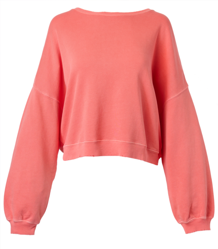 amo denim Easy Sweatshirt