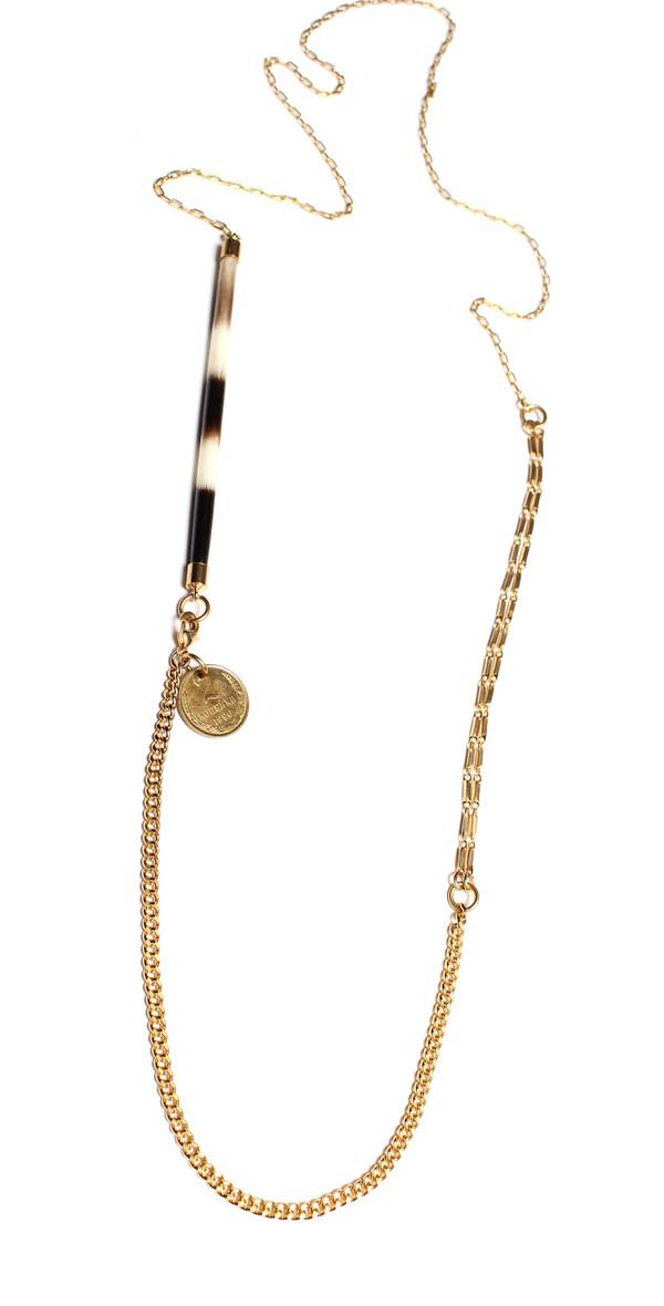 Ax + Apple Sheba Necklace