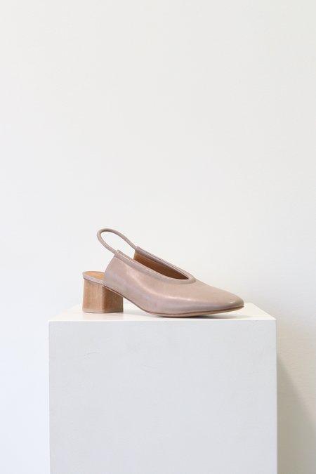 Coclico Echo Slingback Heel - Natural