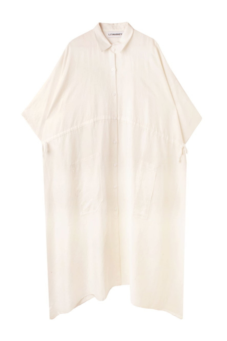 L.F.Markey Harris Dress - Off White