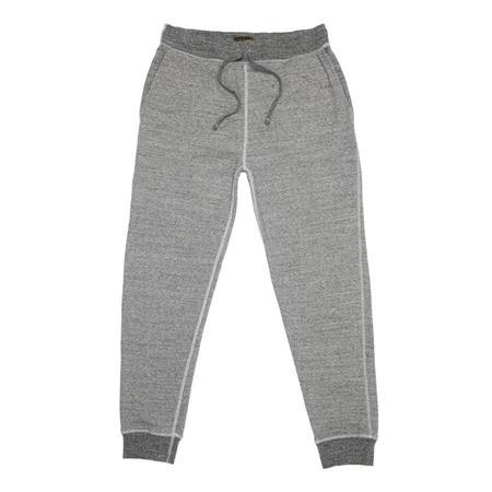 National Athletic Goods Slim Gym Pant - Dark Grey