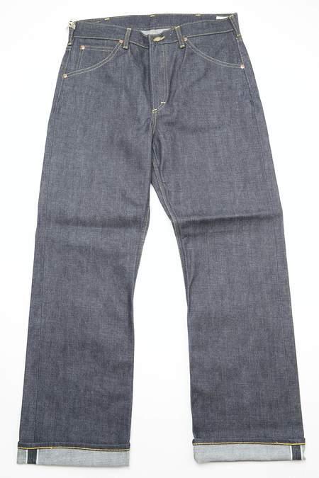 orSlow 202 Shoe Cut Selvedge Jeans - RIGID