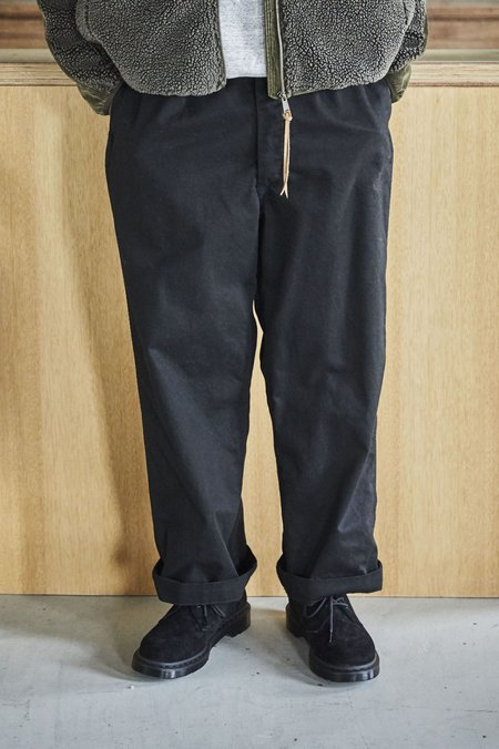 orSlow M-52 French Army Trouser - BLACK