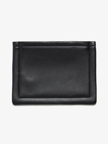 [Pre loved] Maison Margiela Black Leather Folder Bag