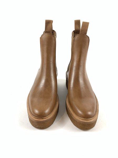 Loeffler Randall Raquel chelsea boot- Safari