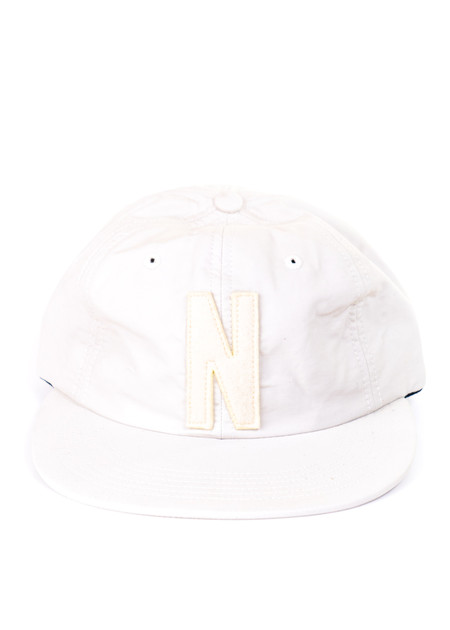 Norse Projects Summer Cotton 6 Panel Twill - Ecru