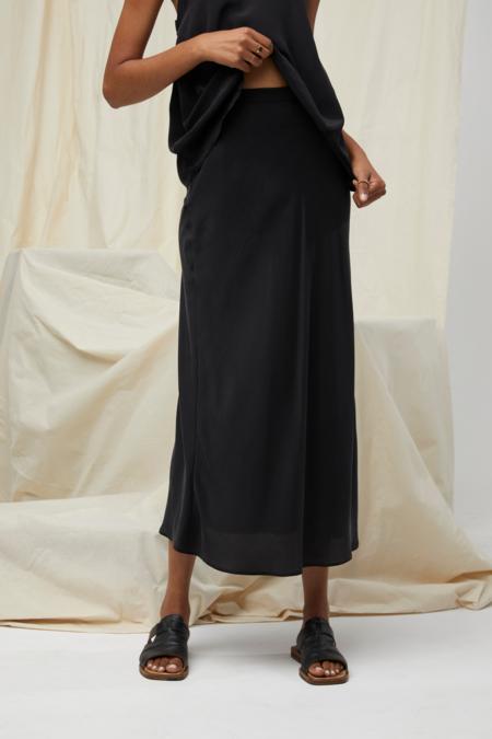 Lois Hazel Dinner Skirt - Black