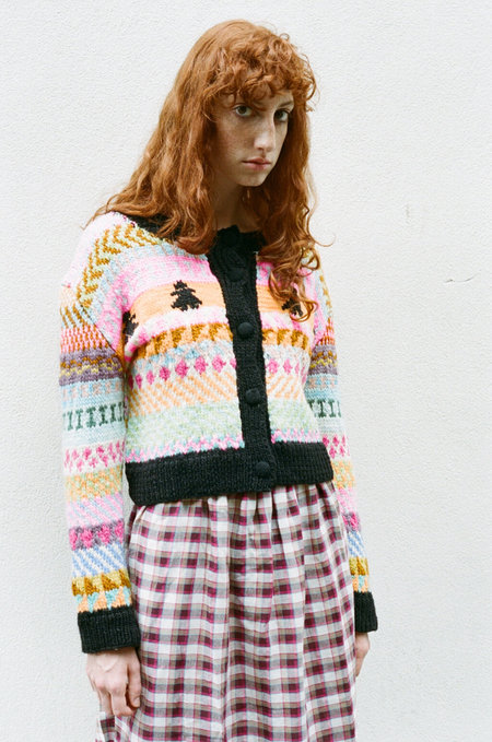 TACH CLOTHING Catalina Cardigan - MULTI