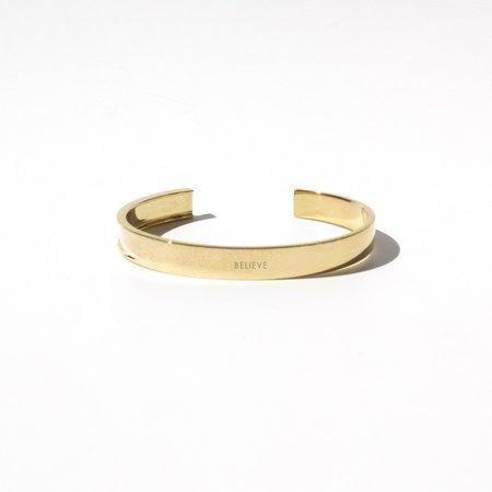 HNDSM Chicago Bracelet - Brass