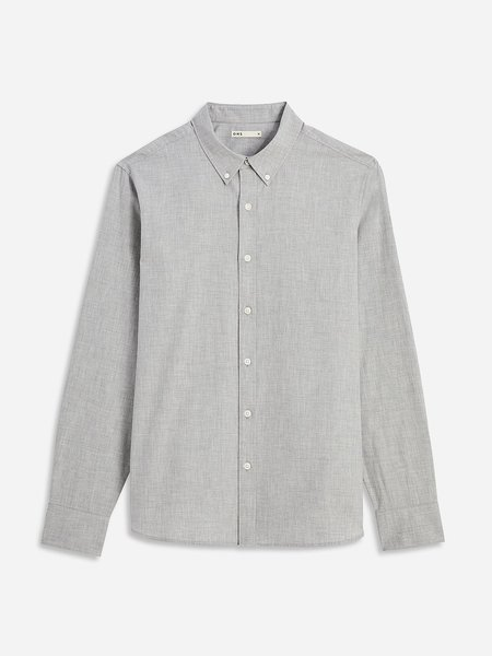 O.N.S Fulton Soft Twill Shirt - Blue/Gray