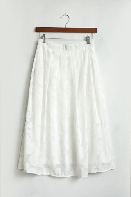 Sunday Supply Co. White Tea Skirt
