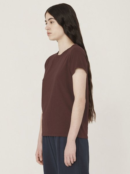 YMC Day T-Shirt - Burgundy