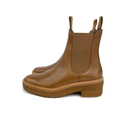Loeffler Randall chelsea boot - Raquel Safari