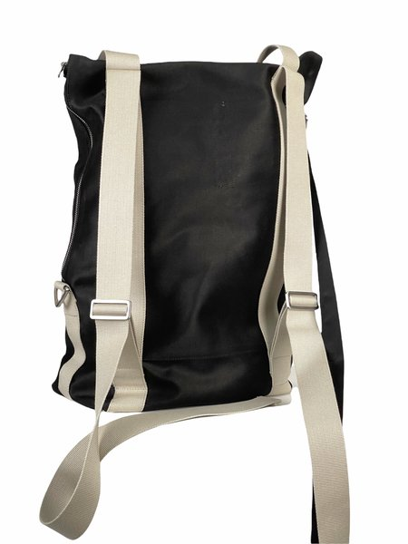 Rick Owens  Woven Backpack