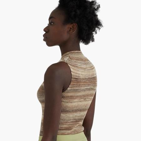 Paloma Wool Olinda Top - Light Brown