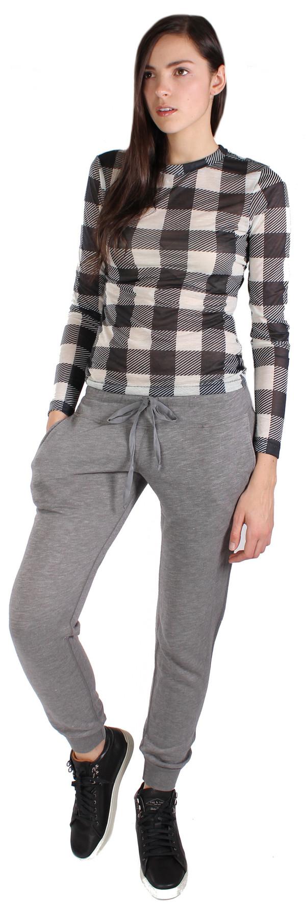 Clu Sweat Pants with Yoke