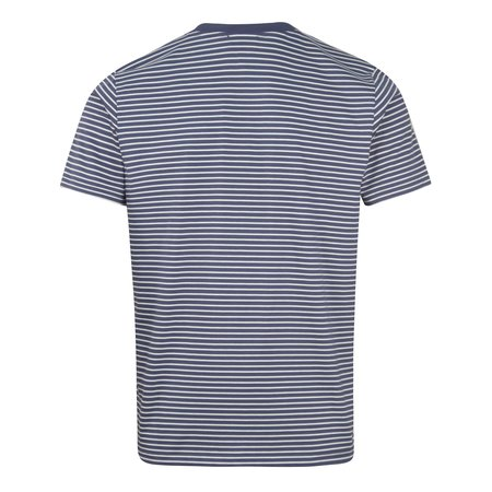 APC Aurelien Stripe T-Shirt - Navy