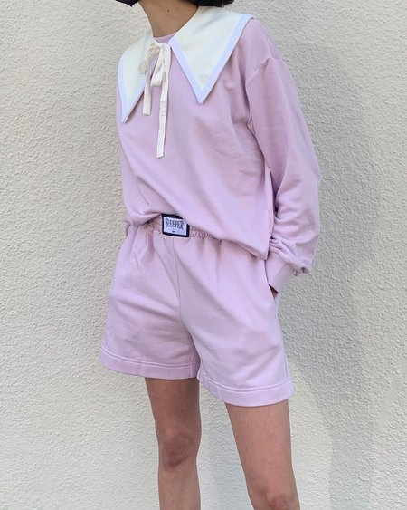 Sleeper Diana shorts Suit - Pink