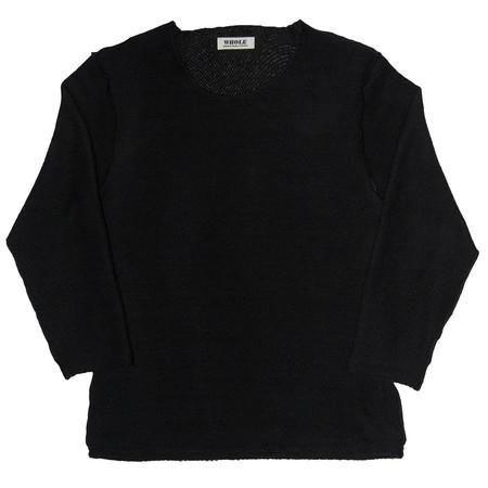 WHOLE FRENCHIE (sweater - black)