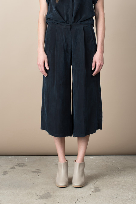 Pharaoh Lauren Culotte In Navy