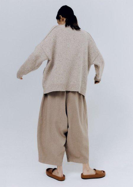 Monica Cordera  Ramie Maxi Pants -  Nomad