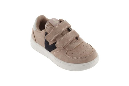 kids victoria Contrast V Trainers - Rosa/Pink