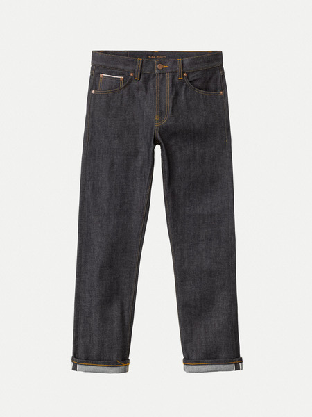Nudie Jeans Gritty Jackson Jeans - Blue Rainbow