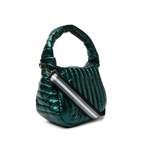 Think Royln Meg Shoulder Bag - Pearl Emerald