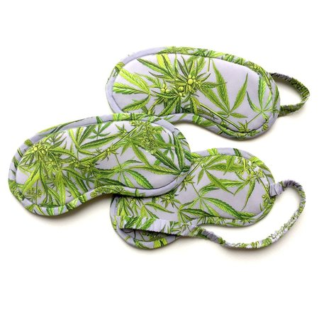 Strathcona Mary Jane Silk Eye Mask