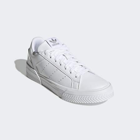 Adidas Court Tourino W Sneakers - White/White