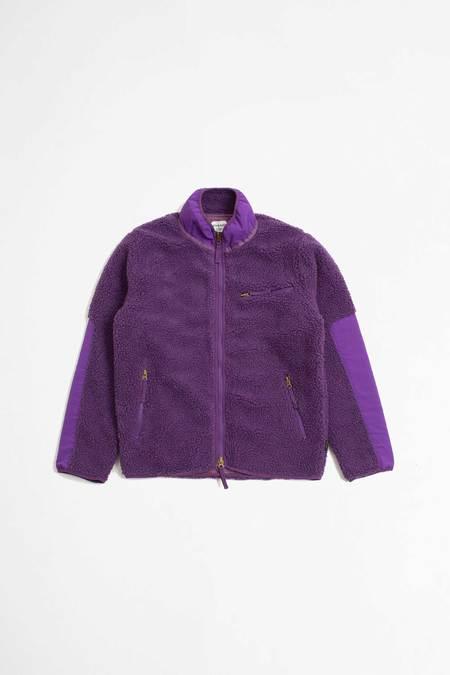 Stan Ray High pile fleece - purple