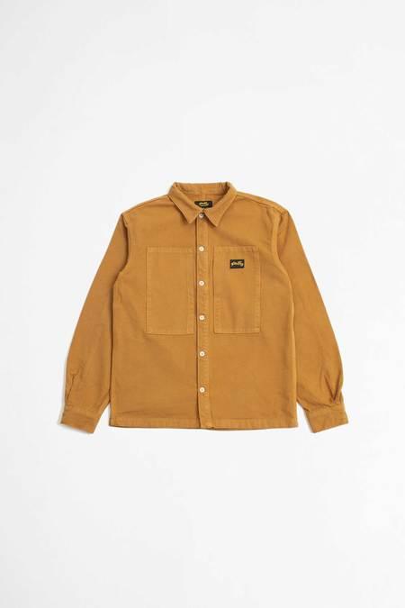 Stan Ray Prison shirt - brown duck